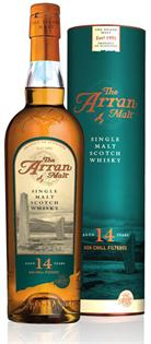 The Arran Malt Scotch Single Malt 14 Year...